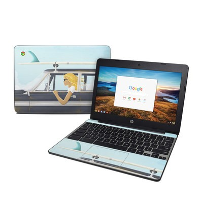 HP Chromebook 11 G5 Skin - Anticipation