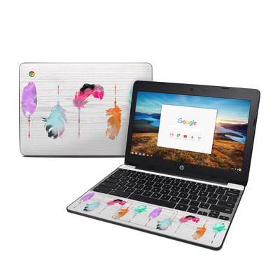 HP Chromebook 11 G5 Skin - Compass