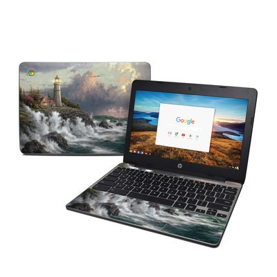 HP Chromebook 11 G5 Skin - Conquering Storms
