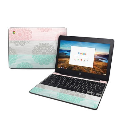 HP Chromebook 11 G5 Skin - Doily