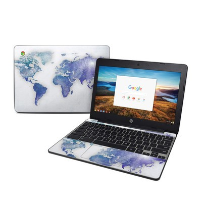 HP Chromebook 11 G5 Skin - Gallivant