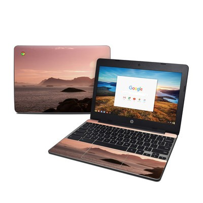 HP Chromebook 11 G5 Skin - Pink Sea