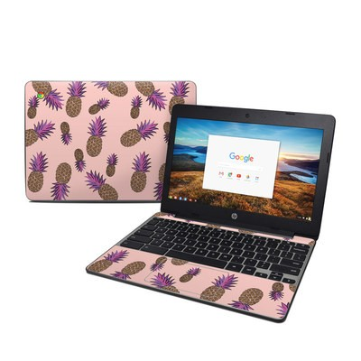HP Chromebook 11 G5 Skin - Rain