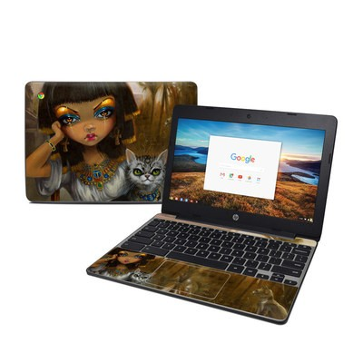 HP Chromebook 11 G5 Skin - Sanura