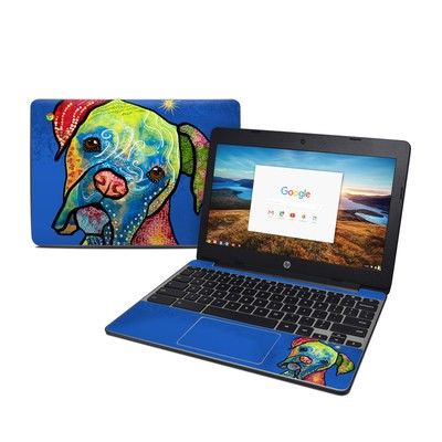 HP Chromebook 11 G5 Skin - Sun Moon Stars