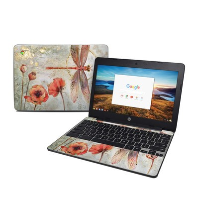 HP Chromebook 11 G5 Skin - Trance