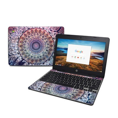 HP Chromebook 11 G5 Skin - Waiting Bliss