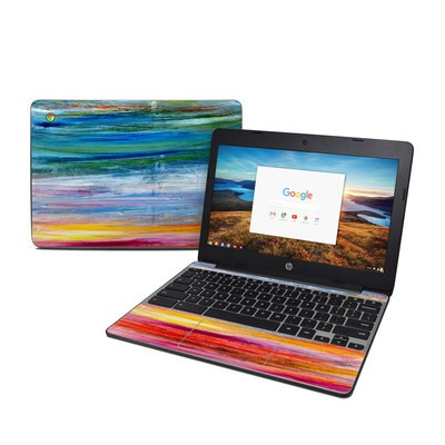 HP Chromebook 11 G5 Skin - Waterfall