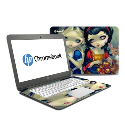 HP Chromebook 14 G4 Skin - Alice & Snow White