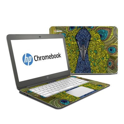 HP Chromebook 14 Skin - Alexis