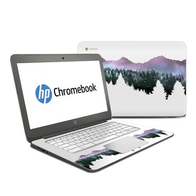 HP Chromebook 14 G4 Skin - Arcane Grove