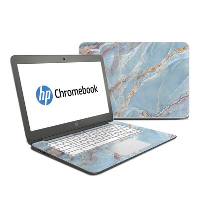 HP Chromebook 14 G4 Skin - Atlantic Marble