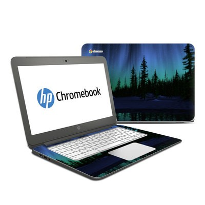 HP Chromebook 14 Skin - Aurora