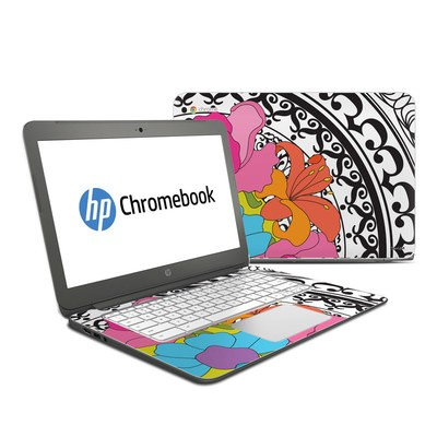 HP Chromebook 14 Skin - Barcelona