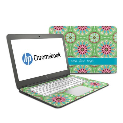 HP Chromebook 14 Skin - Boho
