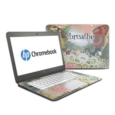 HP Chromebook 14 Skin - Breathe