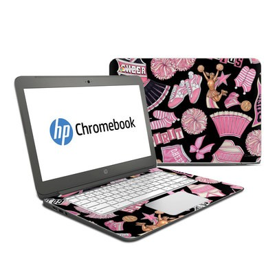 HP Chromebook 14 G4 Skin - Cheerleader