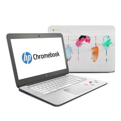 HP Chromebook 14 Skin - Compass