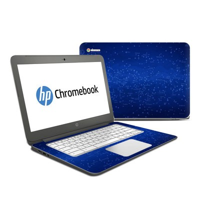 HP Chromebook 14 G4 Skin - Constellations