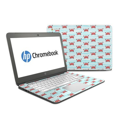 HP Chromebook 14 G4 Skin - Crabby