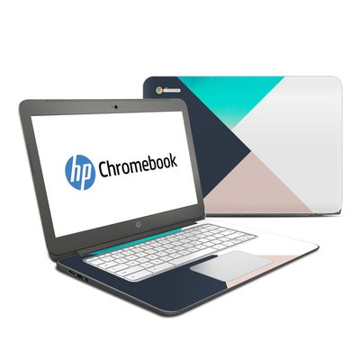 HP Chromebook 14 G4 Skin - Currents