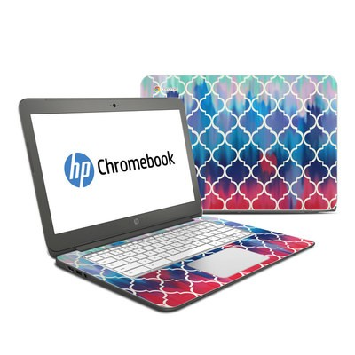 HP Chromebook 14 G4 Skin - Daze