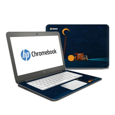 HP Chromebook 14 Skin - Delivery