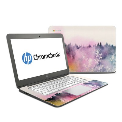 HP Chromebook 14 G4 Skin - Dreaming of You