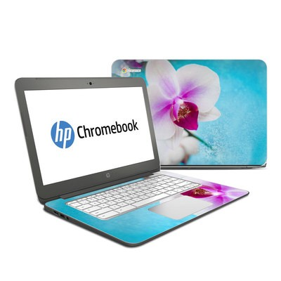 HP Chromebook 14 Skin - Eva's Flower