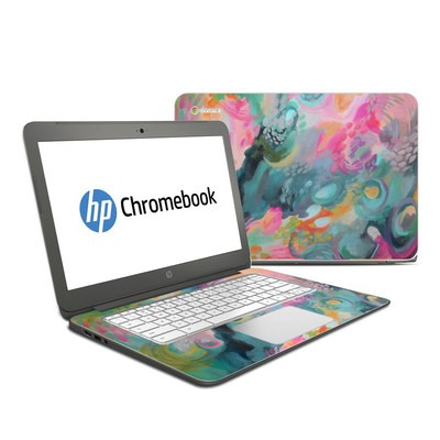 HP Chromebook 14 Skin - Fairy Pool