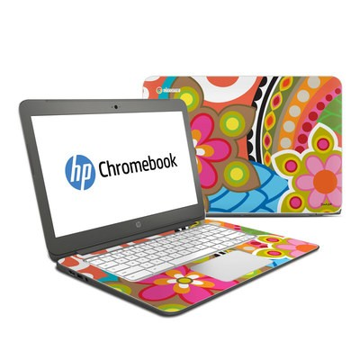 HP Chromebook 14 Skin - Fantasia