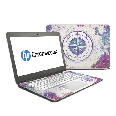 HP Chromebook 14 Skin - Find A Way