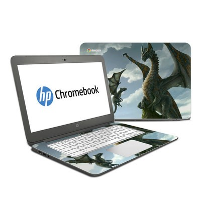 HP Chromebook 14 Skin - First Lesson