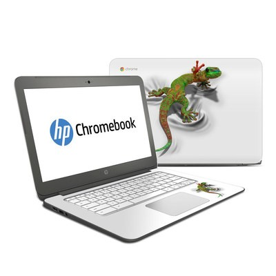 HP Chromebook 14 Skin - Gecko
