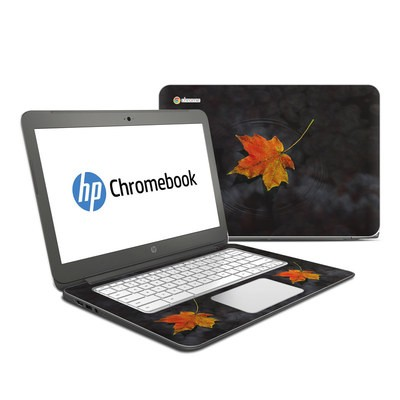 HP Chromebook 14 Skin - Haiku