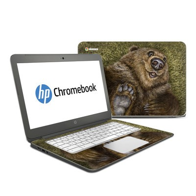 HP Chromebook 14 Skin - Happy Baby