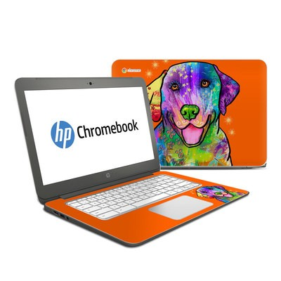 HP Chromebook 14 Skin - Happy Sunshine