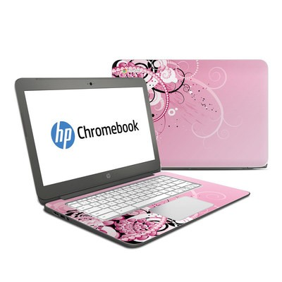 HP Chromebook 14 G4 Skin - Her Abstraction