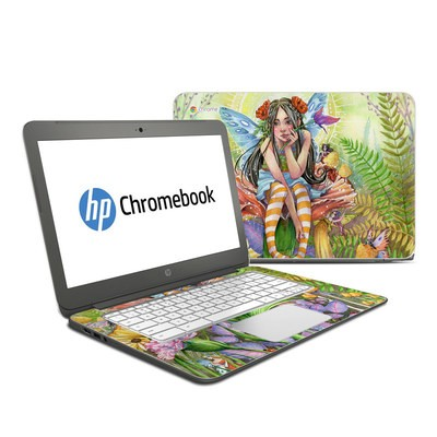 HP Chromebook 14 G4 Skin - Hide and Seek