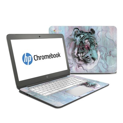 HP Chromebook 14 Skin - Illusive by Nature