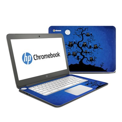 HP Chromebook 14 G4 Skin - Internet Cafe