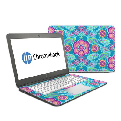 HP Chromebook 14 Skin - Ipanema
