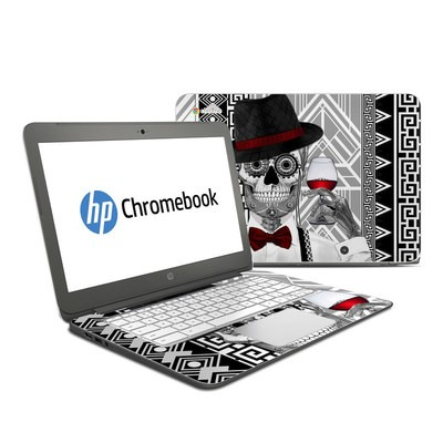 HP Chromebook 14 Skin - Mr JD Vanderbone
