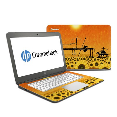 HP Chromebook 14 Skin - kihot
