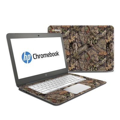 HP Chromebook 14 Skin - Break-Up Country