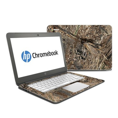 HP Chromebook 14 Skin - Duck Blind