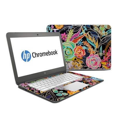 HP Chromebook 14 Skin - My Happy Place