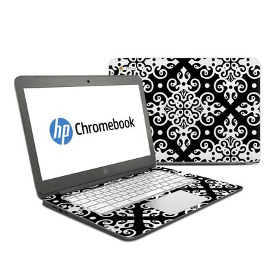 HP Chromebook 14 Skin - Noir