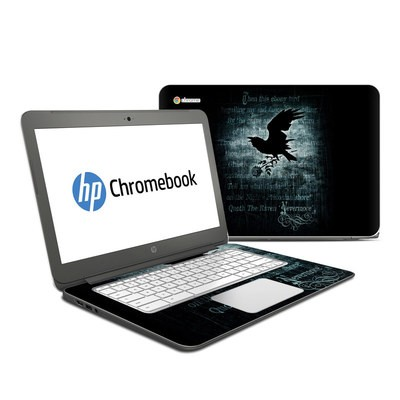HP Chromebook 14 Skin - Nevermore