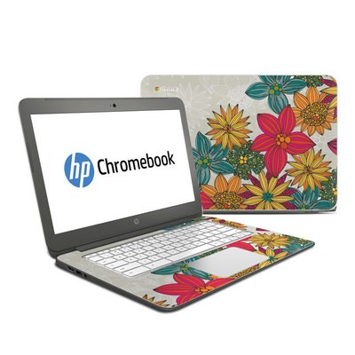 HP Chromebook 14 Skin - Phoebe